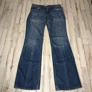 Armani Exchange Low-Rise Bootcut J24 Jeans